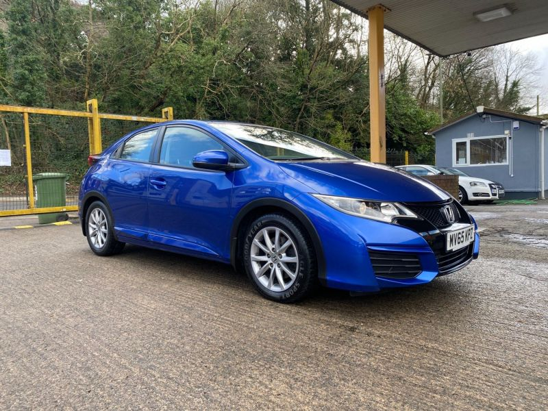 Used HONDA CIVIC in Gwent, South Wales for sale