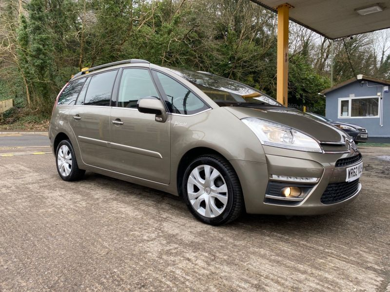 Used CITROEN C4 GRAND PICASSO in Gwent, South Wales for sale