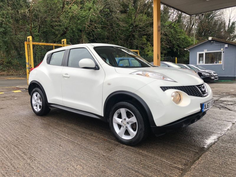 Used NISSAN JUKE in Gwent, South Wales for sale