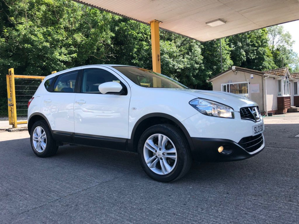 Used Nissan QASHQAI in Gwent, South Wales for sale