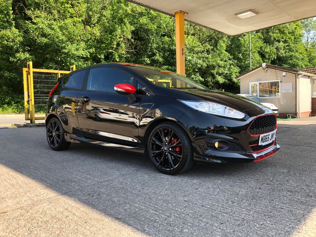 Used Ford FIESTA in Gwent, South Wales for sale
