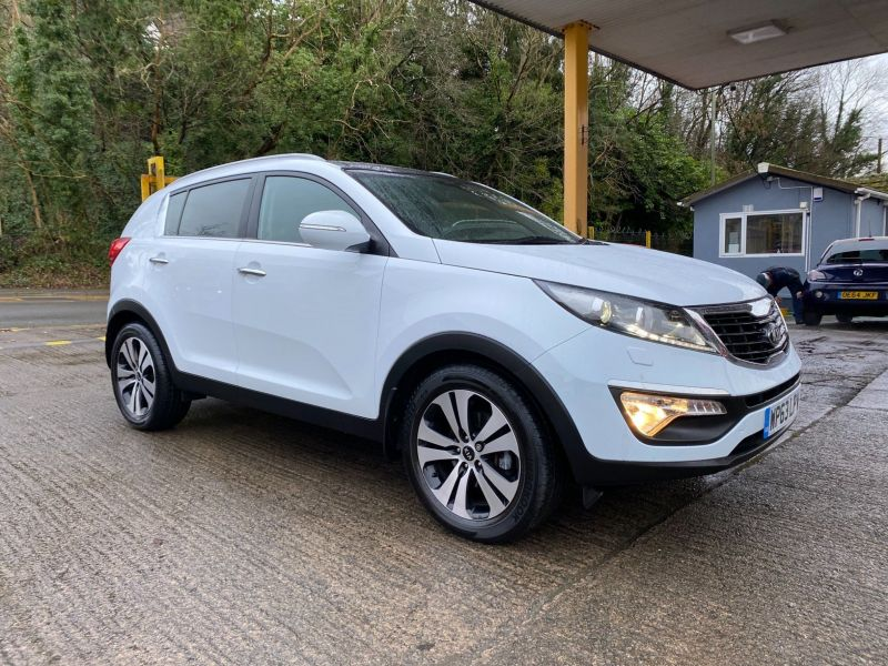 Used KIA SPORTAGE in Gwent, South Wales for sale