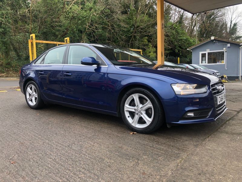 Used AUDI A4 in Gwent, South Wales for sale