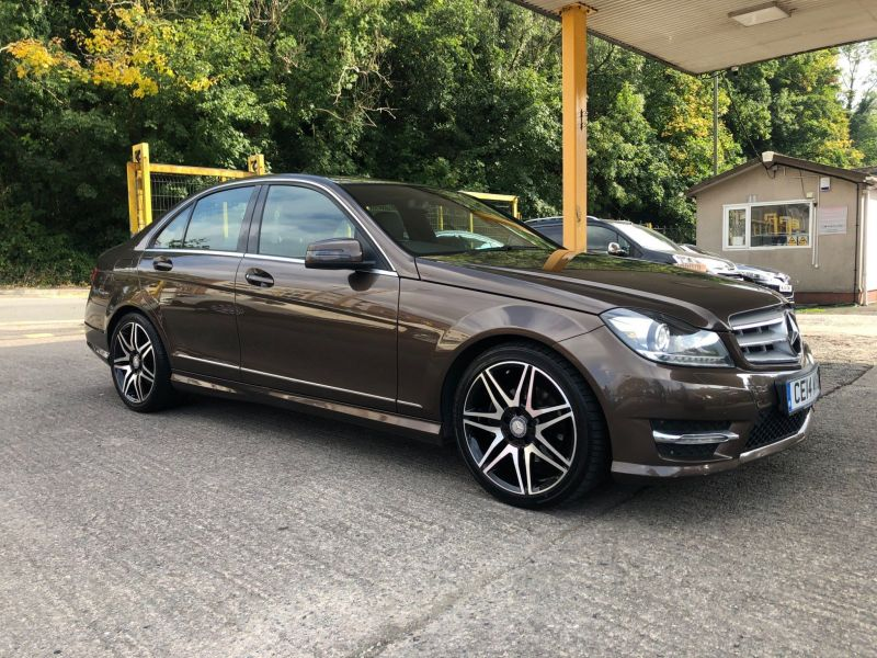 Used MERCEDES C-CLASS in Gwent, South Wales for sale