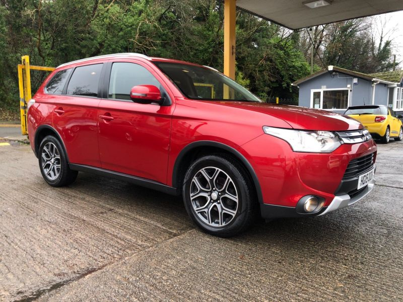 Used MITSUBISHI OUTLANDER in Gwent, South Wales for sale