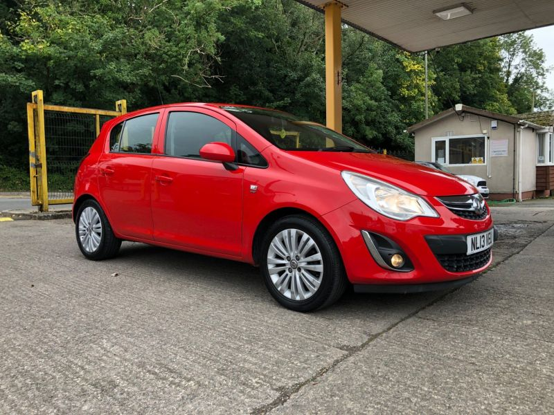 Used VAUXHALL CORSA in Gwent, South Wales for sale