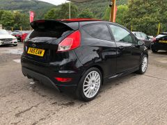 FORD FIESTA ZETEC S BLACK EDITION - 1903 - 7