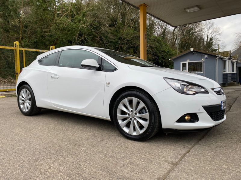 Used VAUXHALL ASTRA GTC in Gwent, South Wales for sale