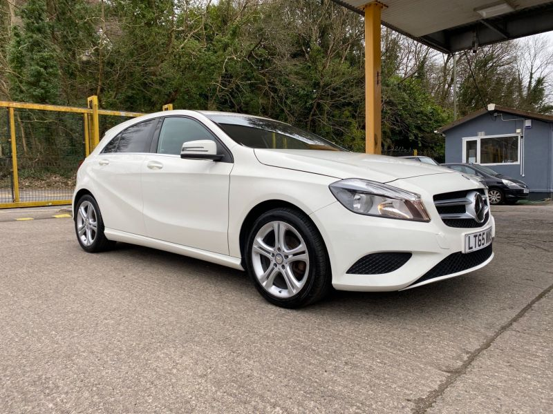 Used MERCEDES A-CLASS in Gwent, South Wales for sale