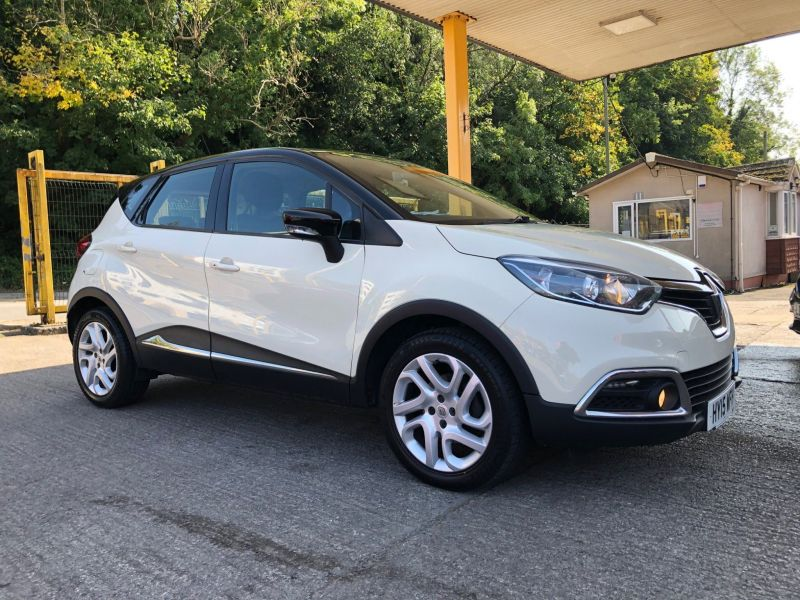 Used RENAULT CAPTUR in Gwent, South Wales for sale