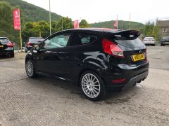 FORD FIESTA ZETEC S BLACK EDITION - 1903 - 9
