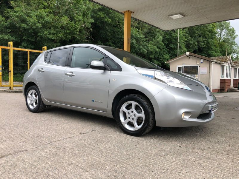 Used Nissan LEAF in Gwent, South Wales for sale