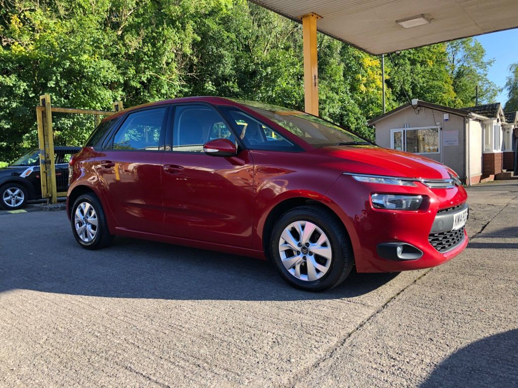 Used CITROEN C4 PICASSO in Gwent, South Wales for sale