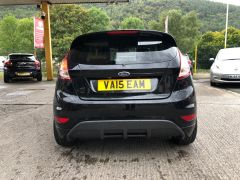FORD FIESTA ZETEC S BLACK EDITION - 1903 - 6