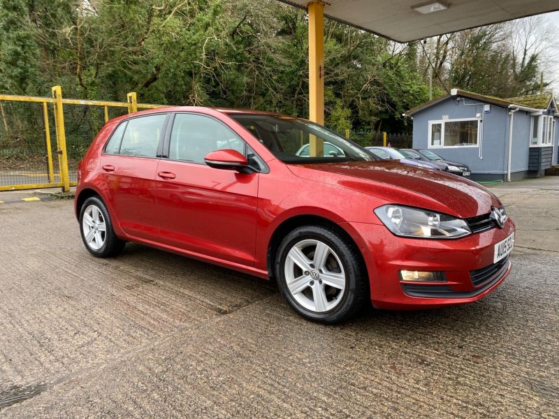 Used VOLKSWAGEN GOLF in Gwent, South Wales for sale