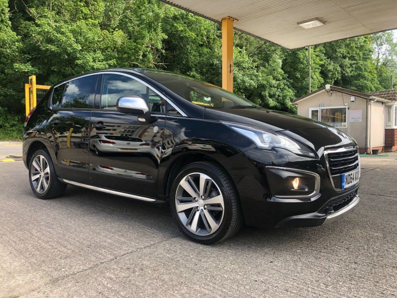 Used Peugeot 3008 in Gwent, South Wales for sale
