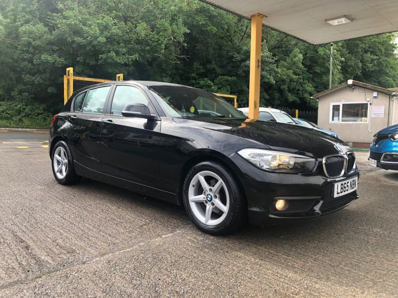 Used BMW 1 SERIES in Gwent, South Wales for sale